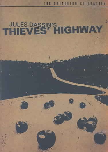 THIEVES HIGHWAY BY DASSIN,JULES (DVD)