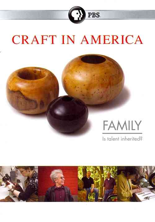 CRAFT IN AMERICA:FAMILY BY CRAFT IN AMERICA (DVD)